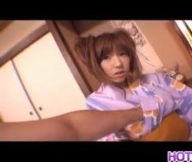 Noa Eikawa asyalı mükemmel kız