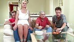 Brazzers üvey anne sikiş pornosu