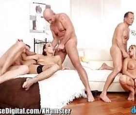 3 adam pornosu, at gibi hatunlara biniyorlar