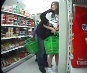 Bim markette gizli sikişen özbek kız ifşa oldu