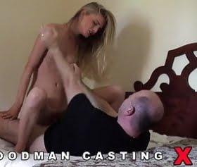 Büyük üstat Pierre Woodman casting anal sikişi