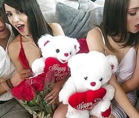 sevgililer günü eş değiştirme sekssi