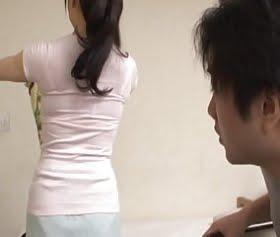 japon annenin konulu sansürlü banyo pornosu