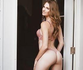 Sıcacık genç ve sexy Ashley Lane ile seks
